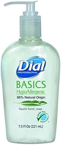 Hand Soap: Dial Basics