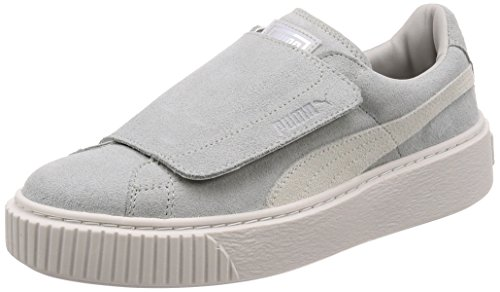 Bianco 02 Wn's Grigio 365224 Glicine Grigio Puma Sneakers 37 Platform Strap W8fgqwYF