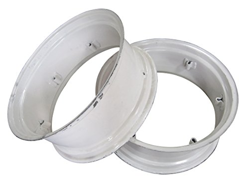 Hamiltonbobs Premium Quality 2 Wheel Rims 12x28 Massey Ferguson MF Ford... by HamiltonBobs