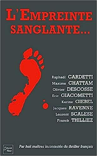 L Empreinte Sanglante Amazon Fr Raphael Cardetti Maxime