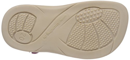 Däumling Benny - Zapatos primeros pasos de cuero para niña Braun (Turino Tartuffo)
