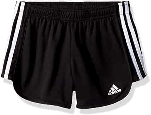 adidas Big Girls' Replen Practice Short With DC