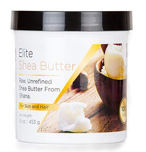 Elite Shea Butter Unrefined Combination