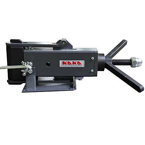 KAKA Industrial FB-4 4-In Hand Operated Steel Bending Brake, High Flexibility, Easy Operation Sheet Metal Forming Bender