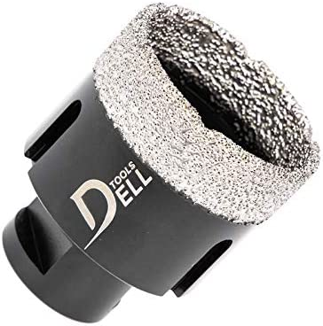 en seco Dry Corona de diamante 55/mm M14/brocas de diamante Corona de perforaci/ón/ /Broca para azulejos
