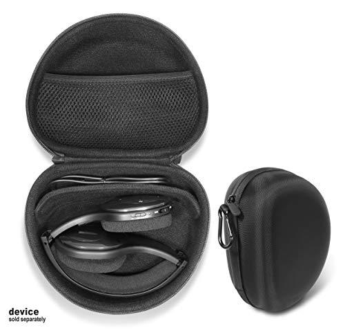 Logitech Sony Headphone - Headphone Case for Logitech 800, Sennheiser HD 4.50 SE, 4.30 G, 4.40, PX550, Sony H.Ear On, MDR7506, MDR1000X, MDR100ABN, MDR100AAP, WH1000XM2, Skullcandy Crusher, Hesh 3, Sentey LS-4420, LS-4422