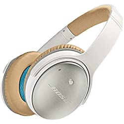 Bose ® QuietComfort 25 Acoustic Noise Cancelling headphones for Apple devices - White