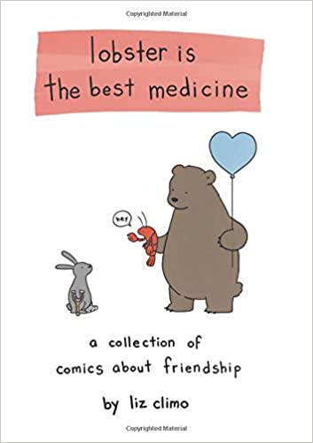 Image result for liz climo lobster is the best medicine