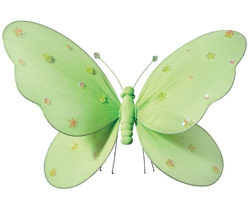 Sequined Hanging Butterfly D%C3%A9cor Color
