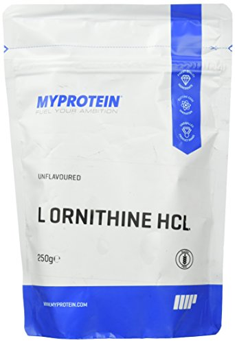 Myprotein L-Ornithine HCL, 1er Pack (1 x 250 g)
