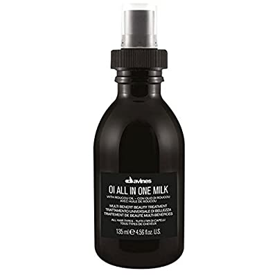 Davines Oi Multi Benefit Beauty Treatment All In One Milk for Unisex, 4.56 Ounce