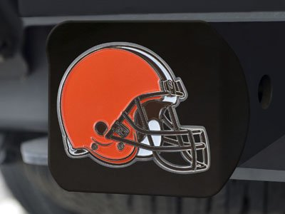 FANMATS 22550 Hitch Cover (Cleveland Browns)