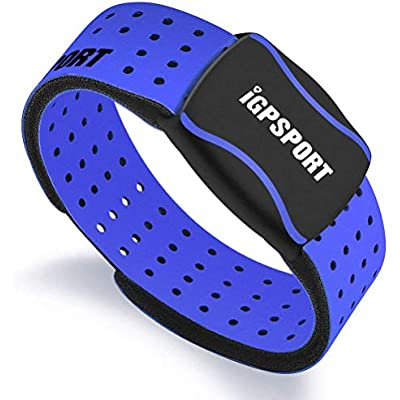 iGPSPORT Heart Rate Monitor Armband HR60 Optical Heart Rate Sensor With ANT  and Bluetooth