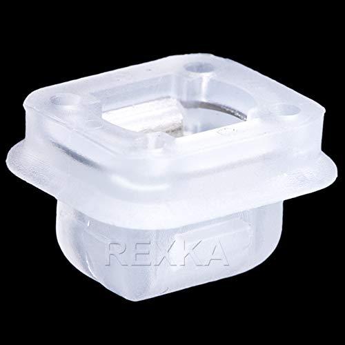 Rexka 20pcs Trim Finisher Clips 07-14-9-158-194 for BMW E46 E90 E91 E92 320i 323i 325i 328i 330i M3 X5 E53 07149158194