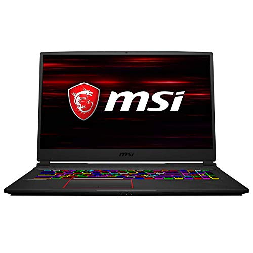 "2021 MSI GE75 Raider 17 Premium Gaming Laptop I 17.3"" FHD IPS 144Hz I Intel Hexa-Core i7-10750H I 32GB DDR4 512GB SSD 1TB HDD I RTX 2070 8GB RGB Backlit Webcam Win 10 + Delca 32GB Micro SD Card"