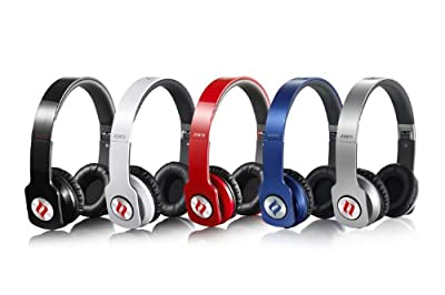 Noontec ZORO Professional Steel Reinforced SCCB Sound Technology Headphones