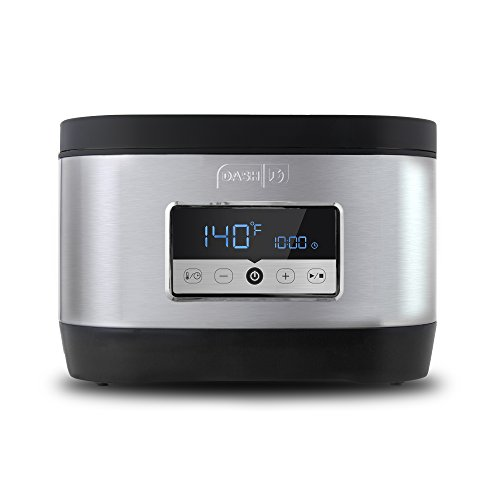 Dash DSV300XXSS01 Chef Series Digital Sous Vide, Stainless by Dash
