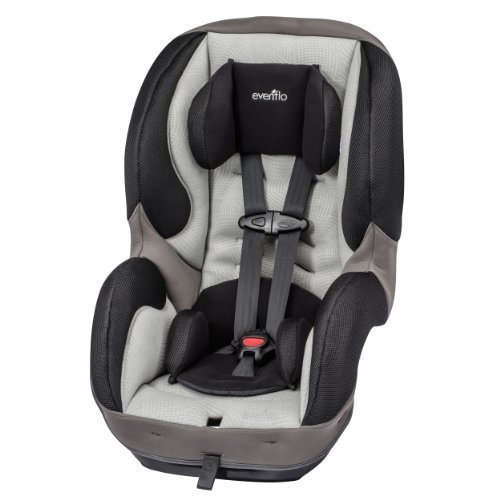 Image of the Evenflo SureRide DLX Convertible Car Seat, Paxton