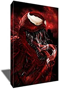 """12/""""x12/""""Carnage Covered with sheets HD Canvas Prints Painting Home decor Wall art"""