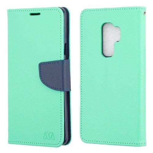 Samsung Galaxy S9 G960 Case, Kaleidio [Flip...