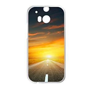 HD Sky Colors Images Phone Case , Pefect Gift To Others For HTC One M8