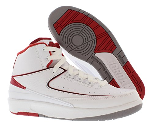 Air Jordan 2 Retro Bg (gs) - 395718-102 -