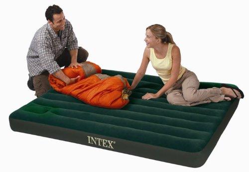 Intex Downy Queen Bed, Outdoor Stuffs