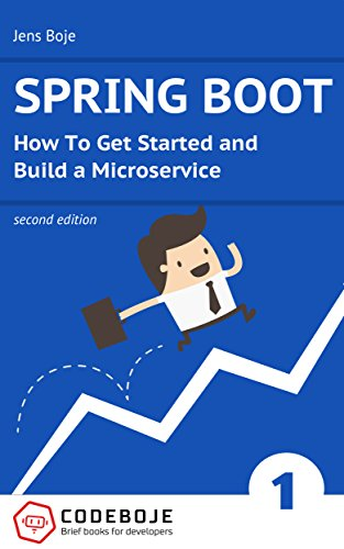 Mvc Series (Spring Boot: How To Get Started and Build a Microservice - Second Edition (Brief books for developers Book 1))