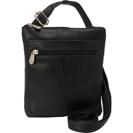 Slender Shoulder Bag 598 Caf/é One Size David King /& Co