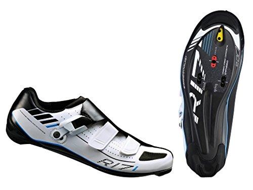 Shimano SPD r171W Rennrad Scarpe Bianco