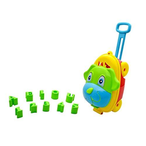 Bau Activity Dog Bs Toys Amarelo