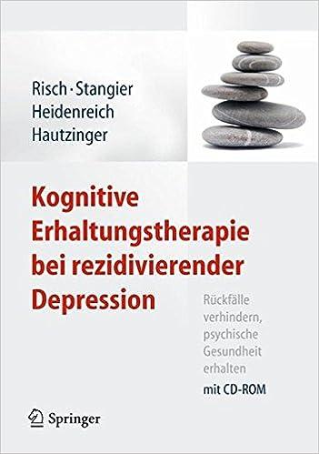 Kognitive Erhaltungstherapie bei rezidivierender Depression ...
