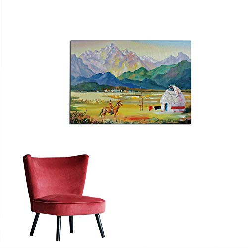 homehot Art Decor Decals Stickers Painting Oil Canvas
