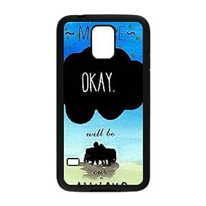 ZXCV Maybe Okay Hot Seller Stylish Hard Case For Samsung Galaxy S5