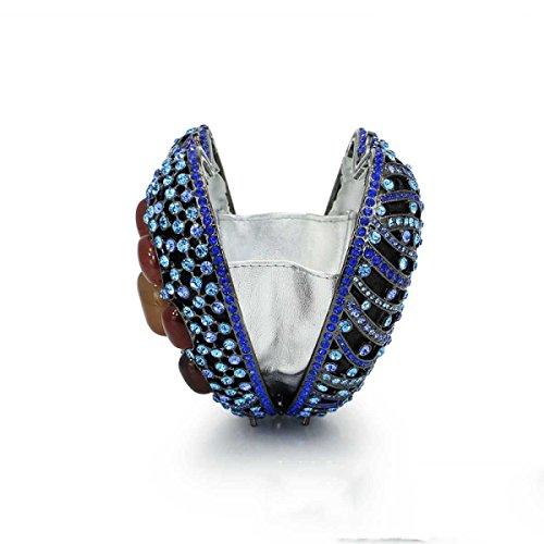 Onecolor à Sac Femme Diamant Mode Main Luxe De Soirée Rétro Sac qq8SwvP