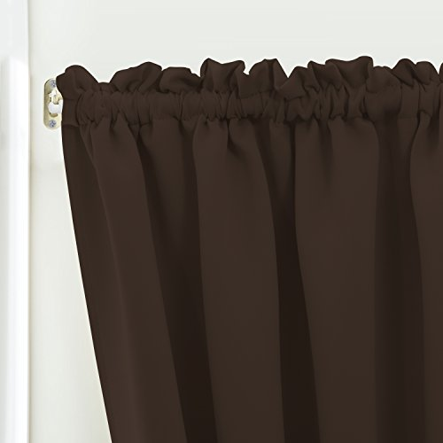 french door curtain window treatment aquazolax blackout curtains 54 x 40 inches solid door. Black Bedroom Furniture Sets. Home Design Ideas
