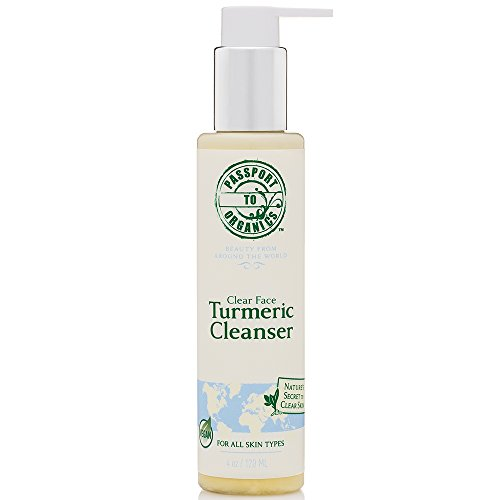 Clear Face Turmeric Cream Cleanser - Par - Aloe Turmeric Face Wash Shopping Results