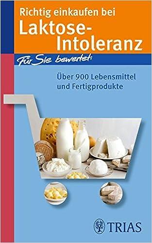 Richtig Einkaufen Laktoseintoleranz