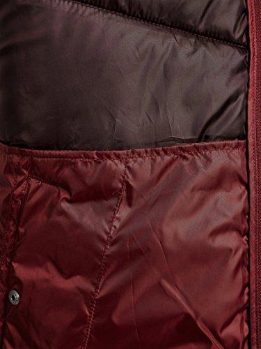 amp; Jorbomb Giacca Puffer Rosso Camp Jacket Jack Jones Uomo Yo wHTqUdwAxa