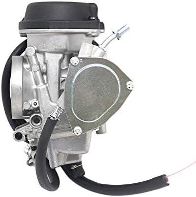 TOOGOO Motorcycle Carburateur De 36Mm Pd36J pour ATV Kfx 400 Utv Ltz400