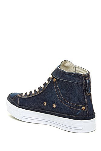 Joes Jeans Mens Handy Fashion Sneaker Navy
