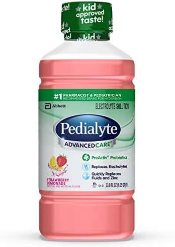 Electrolyte Powder & Drinks: Pedialyte AdvancedCare