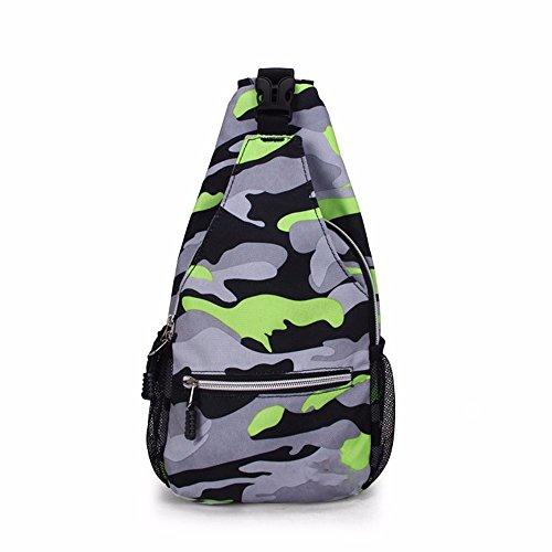 sacchetto Xxszkaa sportiva zaino e archiviazione esterno 16 A2 pacchetto Uomini del singolo spalla donne di 5 9 pacchetto camuffamento borsa centimetri A4 obliqua 36 camuffamento digitale IEqPYqxr