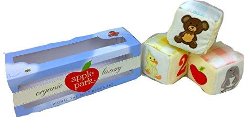 Apple Park Picnic Pal Organic 3-Piece 3