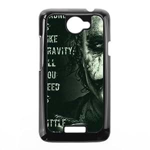 Batman HTC One X Cell Phone Case Black TPU Phone Case SV_237093