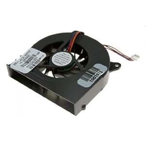 HP 490324-001 - Ventilador de PC (Ventilador, Portátil, Compaq 6830s)