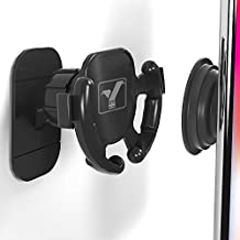 YICTONE Car Phone Mount, Dashboard Sticker Phone Holder,Easy Clip