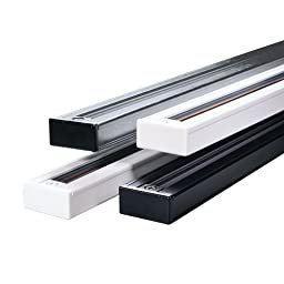 Nora Lighting NT-302W Single Circuit LED Track Rail