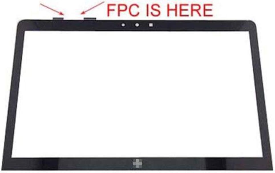 HUAHAI 17.3 Touch Screen Digitizer Glass Panel for HP Envy 17-N 17-N153nr 17-N178ca