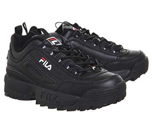 Sneaker Herren Black Ii Fila Schwarz Disruptor Premium w0PB7q